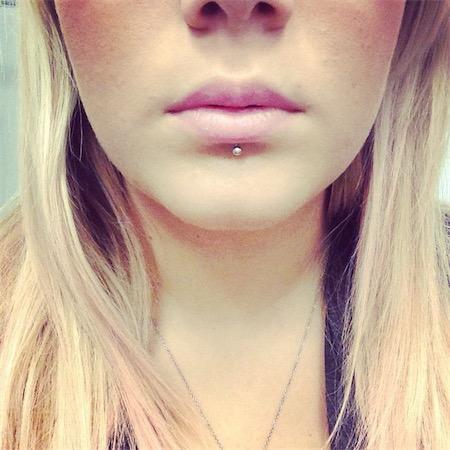 Lowbret Piercing Model