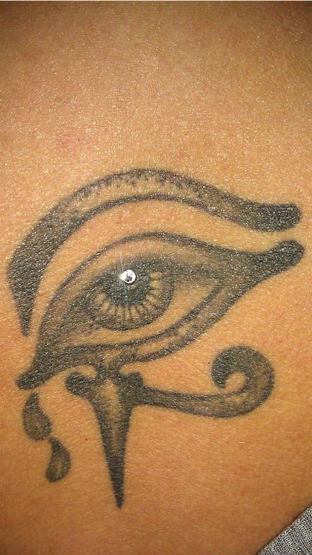 Eye Tattoos Dermal