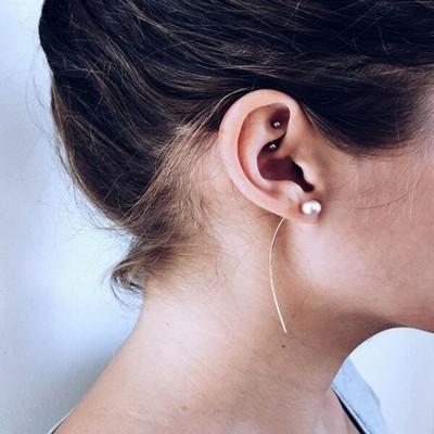 Pretty Rook Piercing Jewelry