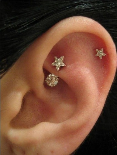 star-rook-piercing