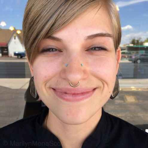 nose piercings procedure cost pain