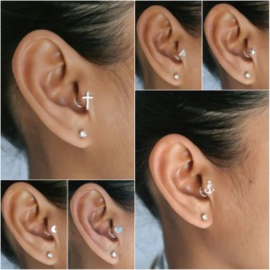 Daith Piercing Image Inspiration