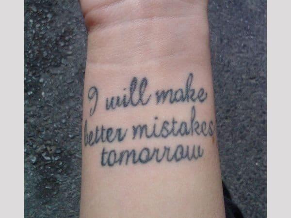 nice meaningful tattoos