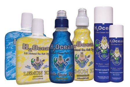 Piercing Aftercare Spray Mouthwash