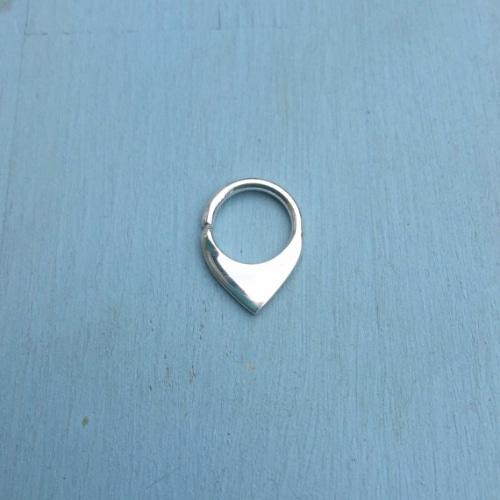 Titanium Daith Jewelry Piercing