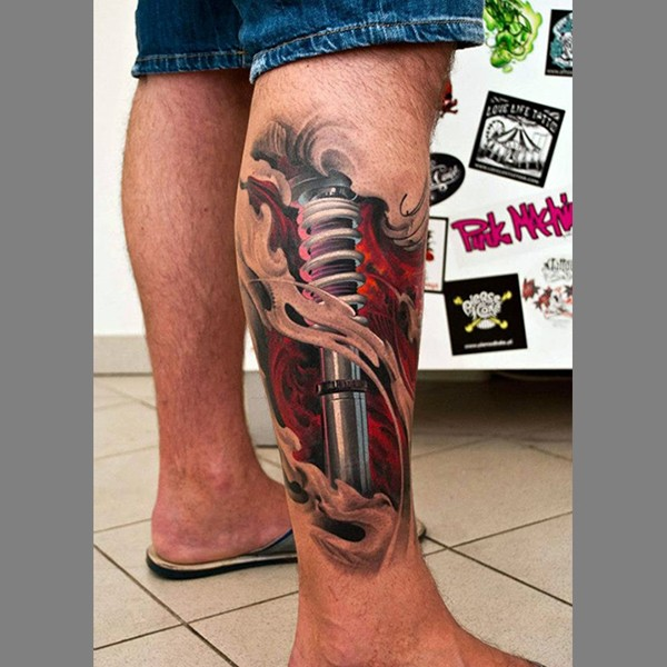 3D Tattoos Images