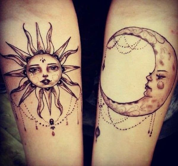 Best Friend Tattoos Ideas