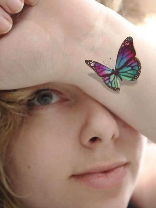 Popular 3D Tattoo