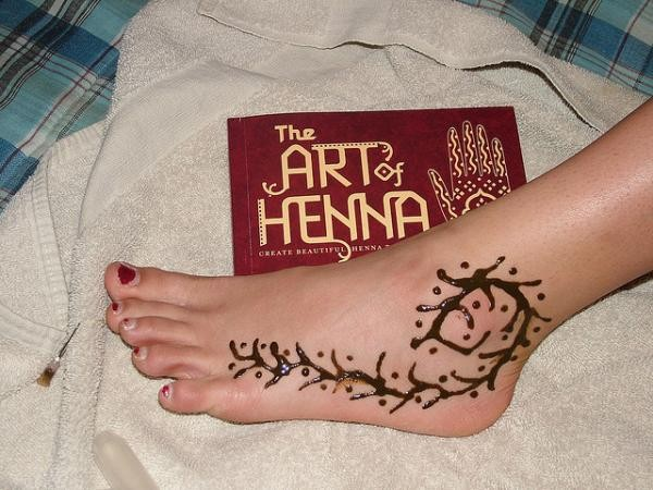Simple Henna Tattoo Designs For Hands