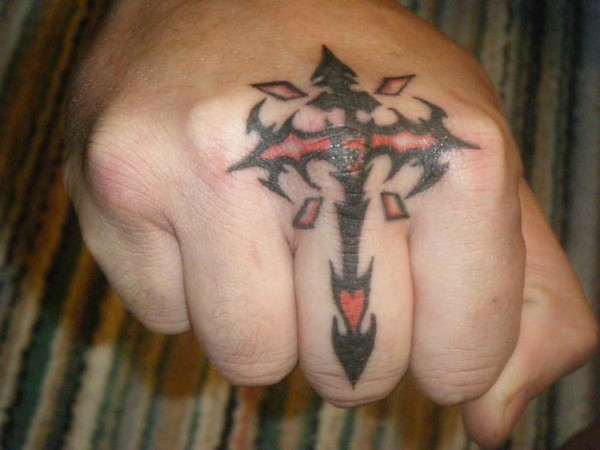 Best Hands Tattoo Design