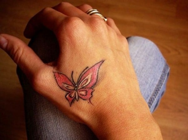 100 small hand tattoos for men and women piercings models