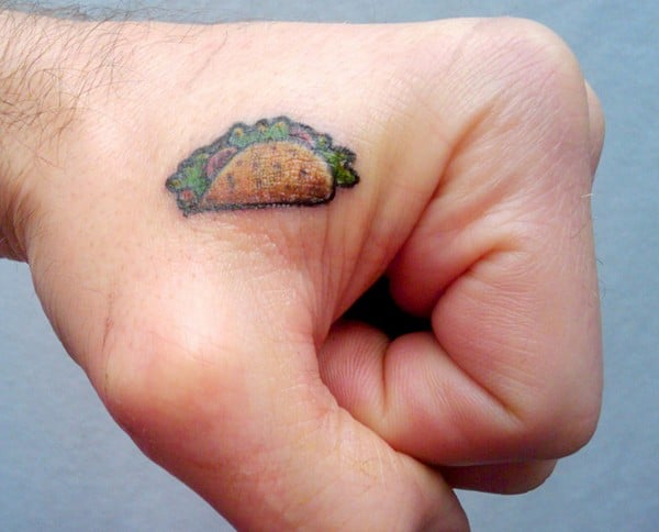 Hand Tattoo Pictures