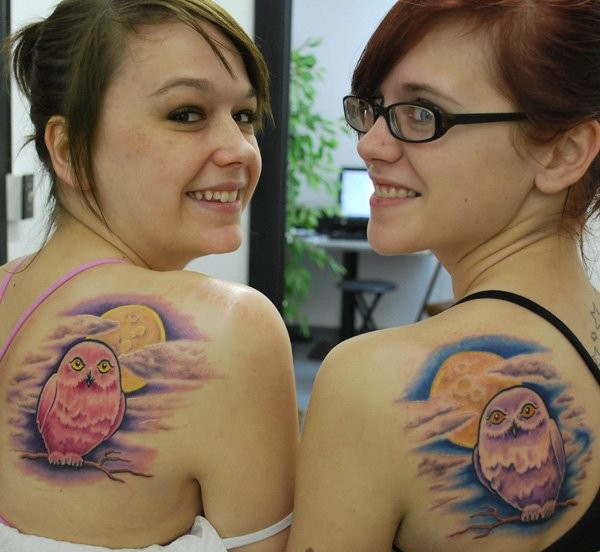 Owl Always Love You Tattoo