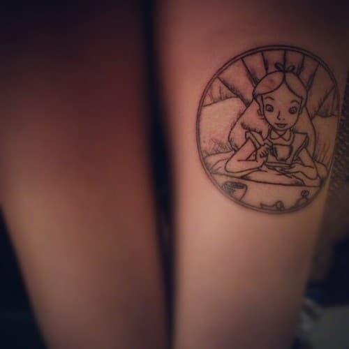 Disney Tattoos Small
