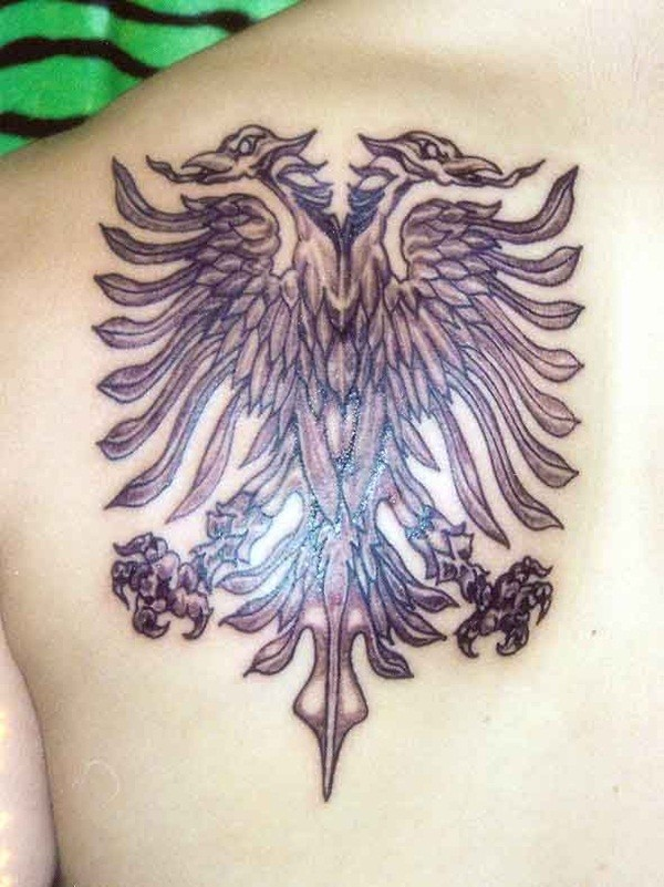 Beautiful Eagle Tattoo