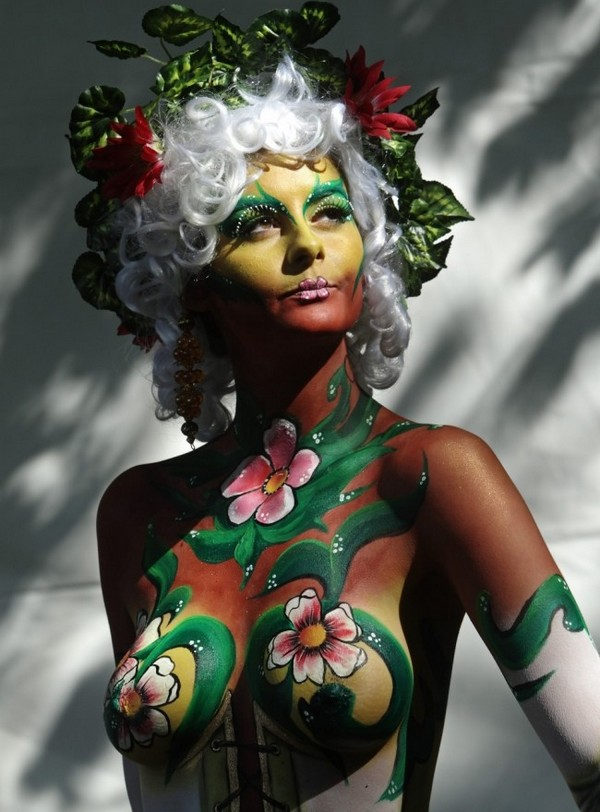 Body Paint Images