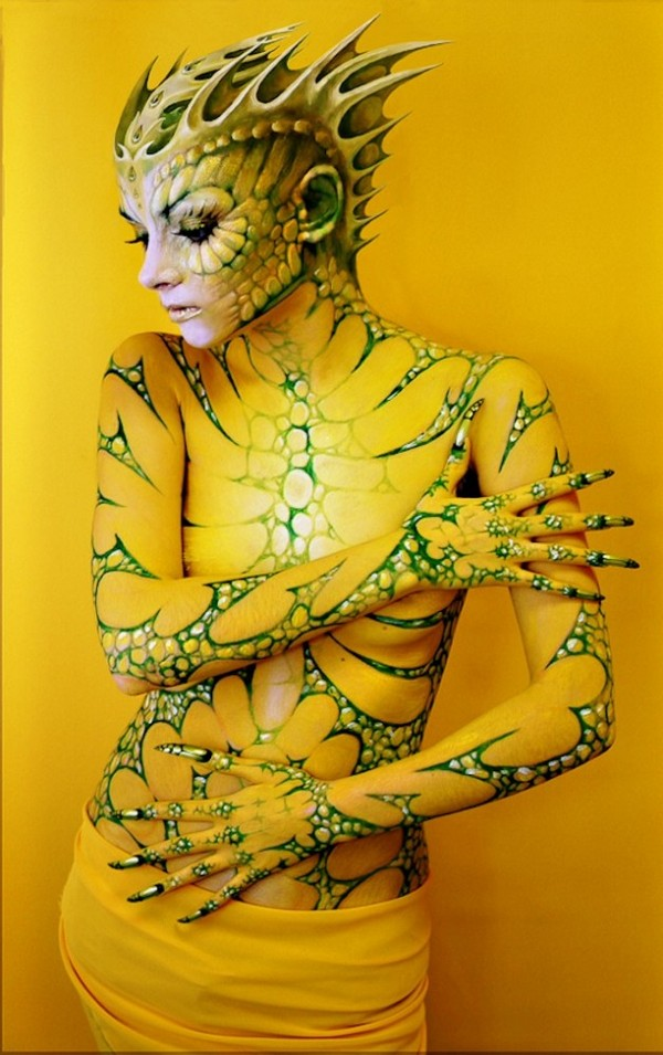 Body Paint Photos
