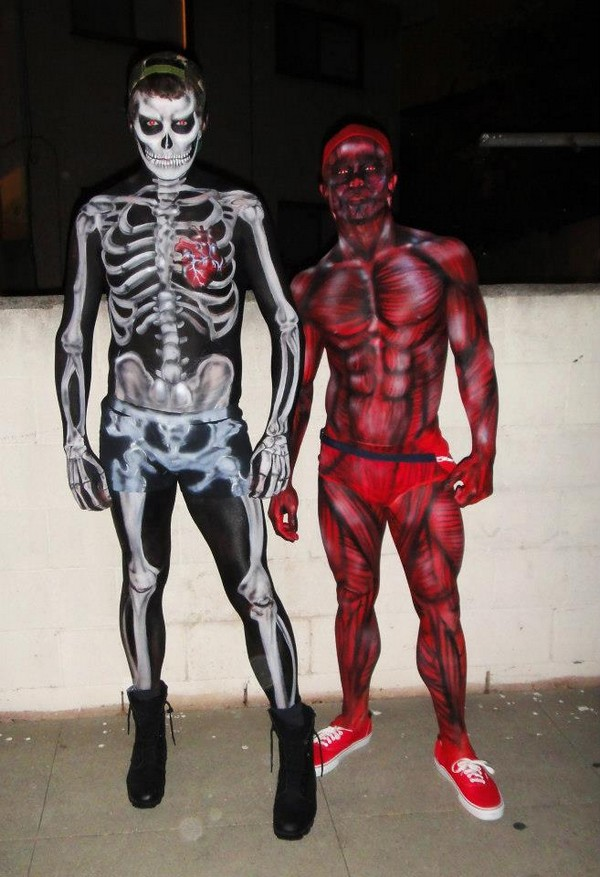 Body Painting Ideas For Beginners