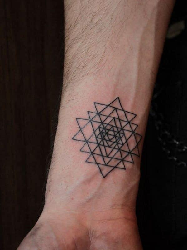 Classy Wrist Tattoos