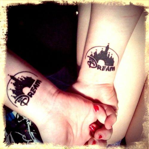 Ideas Disney Tattoos