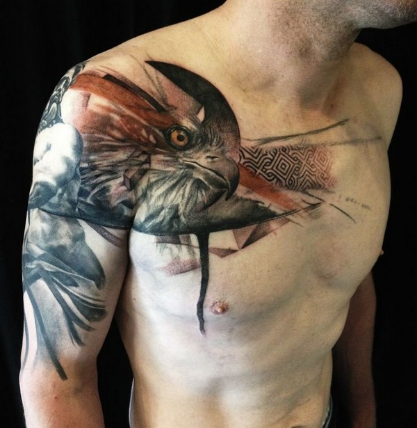 Eagle Tattoo Designs Meaning