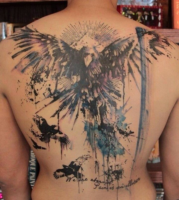 Free Eagle Tattoo Designs For Men