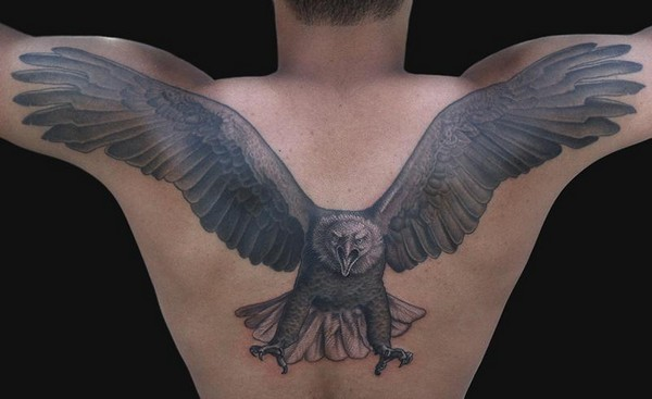 Great Eagle Tattoos