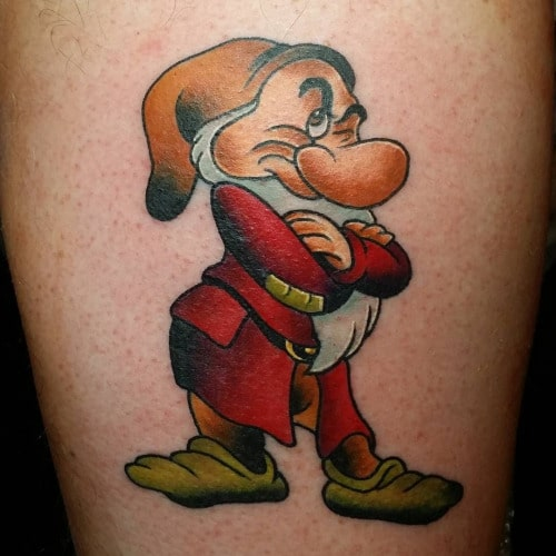 Unique Disney Tattoos