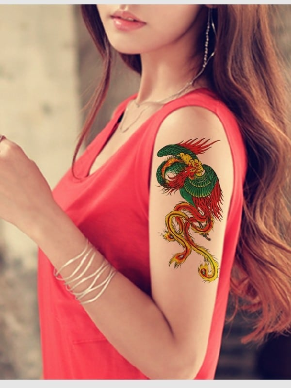 Phoenix Tattoos Meaning