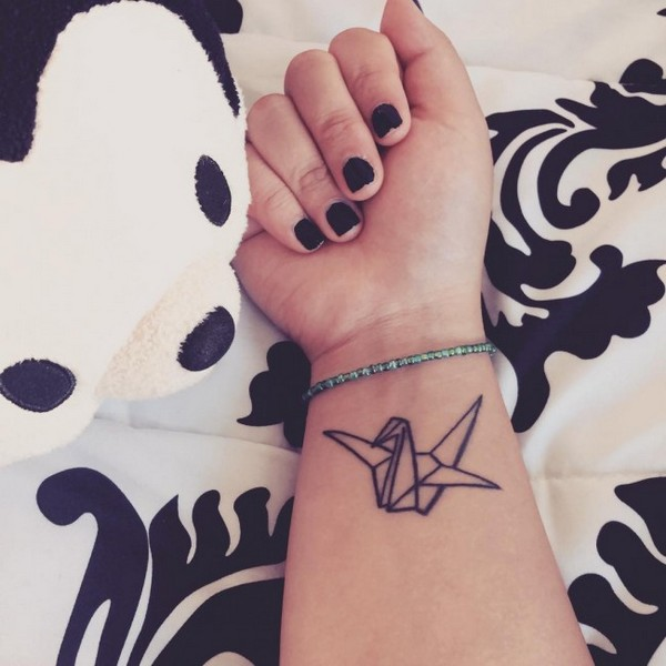 Pretty Wrist Tattoos Pinterest