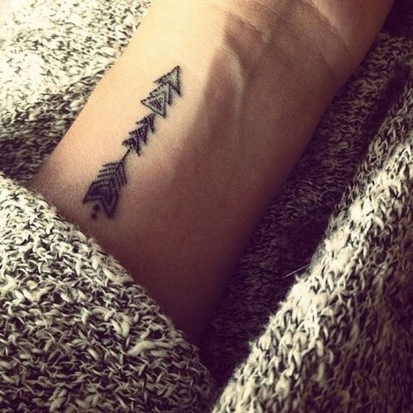 Pretty Wrist Tattoos