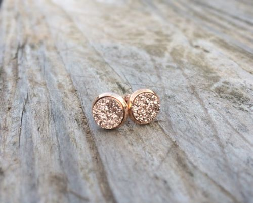 Silver Stud Earrings Uk