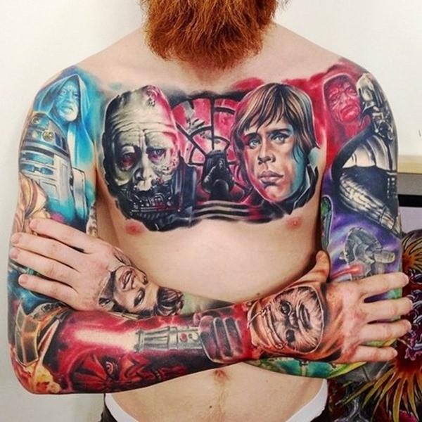 Cross Tattoos Designs Men