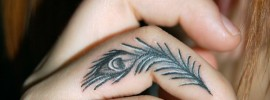 100 Best Feather Tattoo Designs with Images