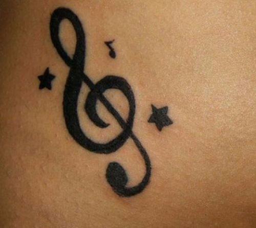 55 Best Music Tattoo Designs