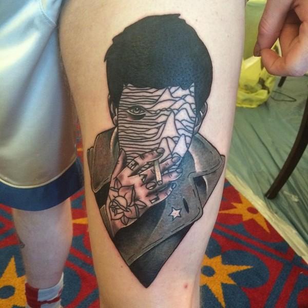 Mens Tattoo