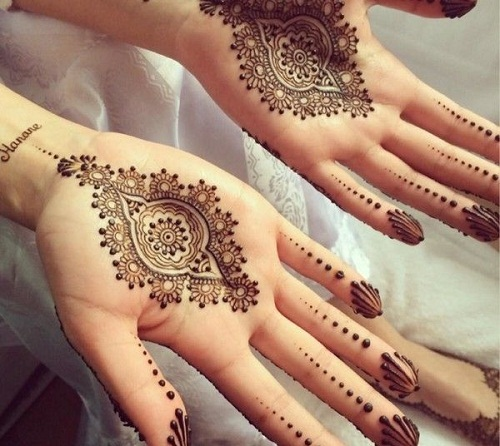 Cool Bridal Mehndi Designs