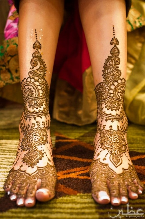 Marvelous Bridal Mehndi Designs
