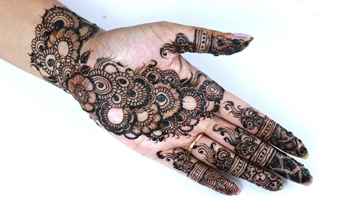 Ravishing Bridal Mehndi Designs