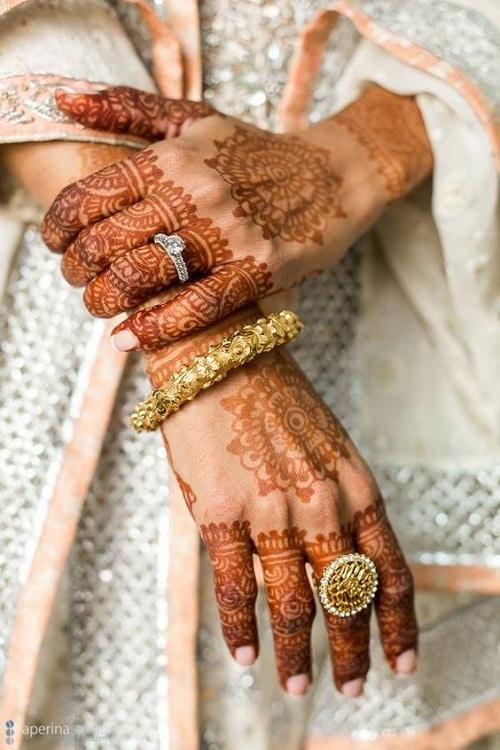 Cool Hands Arabic Mehndi Designs