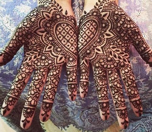 Extraordinary Arabic Mehndi Designs