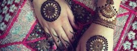 110 Latest Simple Arabic Mehndi Designs [2017]