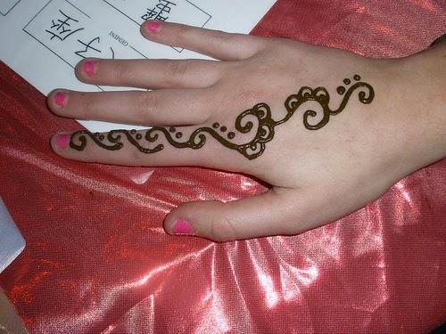 Originally posted at Henna Tattoo Gallery