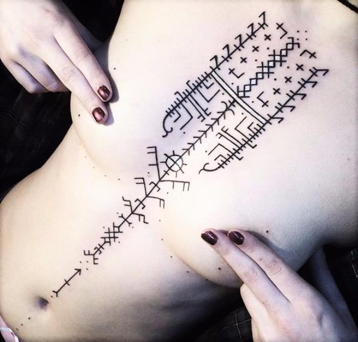 Tattoo Pattern Body Modification Story