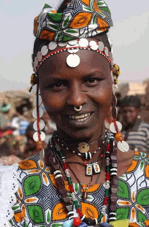 africa septum piercing