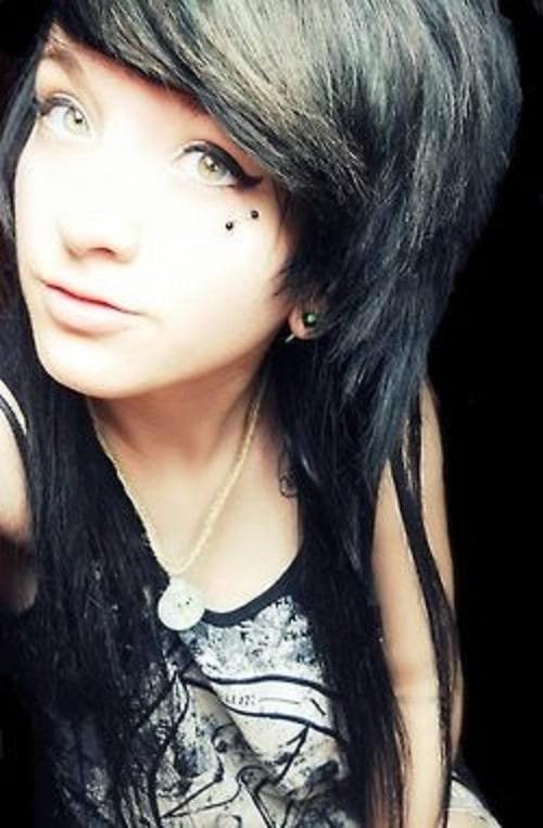 Rock Emo Anti Eyebrow Piercing