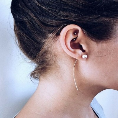 Pretty Rook Piercing Jewelry