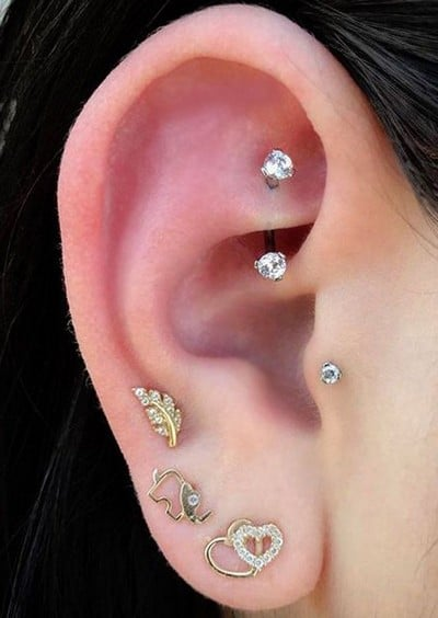 Rook Piercing Jewelry Uk