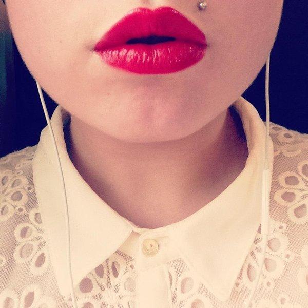 Monroe piercing pinterest