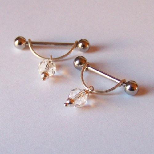 Nipple Piercing Jewel